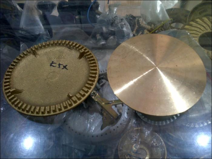 harga Burner kompor gas qantum kecil / kuningan kompor gas quantum kecil Tokopedia.com