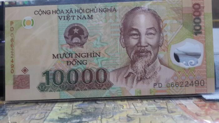 harga Uang 10.000 dong vietnam polymer/plastik unc serie pd Tokopedia.com