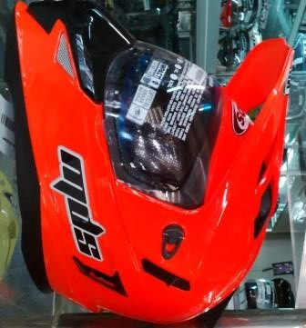 harga Helm mds super pro supermoto cross fullface moto orange superpro Tokopedia.com