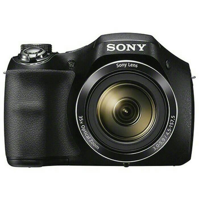 Sony cyber-shot dsc-h300 / kamera sony h-300