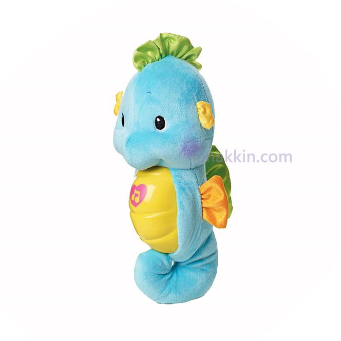 harga Fisher price soothe & glow seahorse/mainan musik kuda laut Tokopedia.com