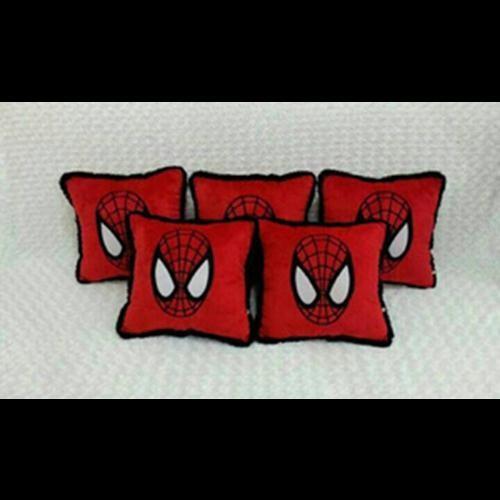 harga Bantal mobil/sofa/kursi/tidur/kotak/spiderman/merah Tokopedia.com