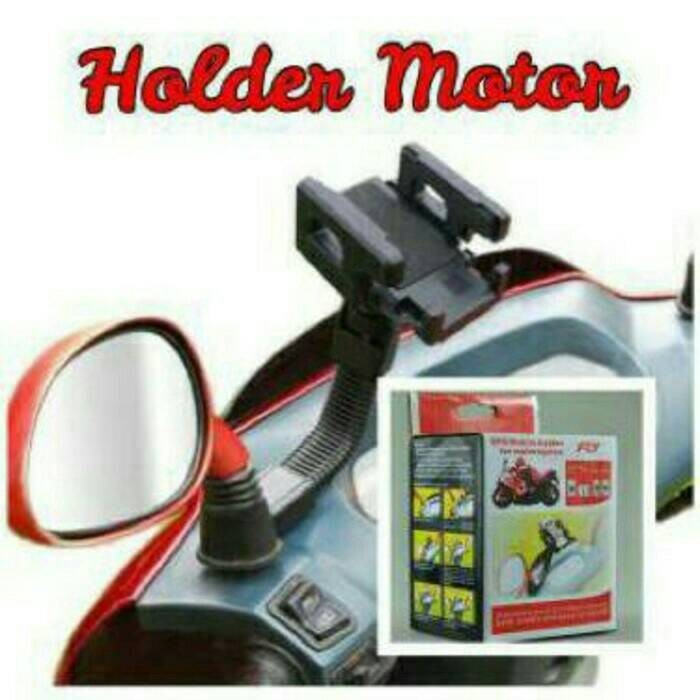 harga Holder motor / sepeda / bicycle phone holder Tokopedia.com