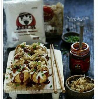 paket takoyaki premix