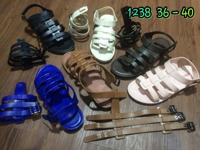 harga 1238 sendal sandal cewek gladiator bara bara barabara import Tokopedia.com