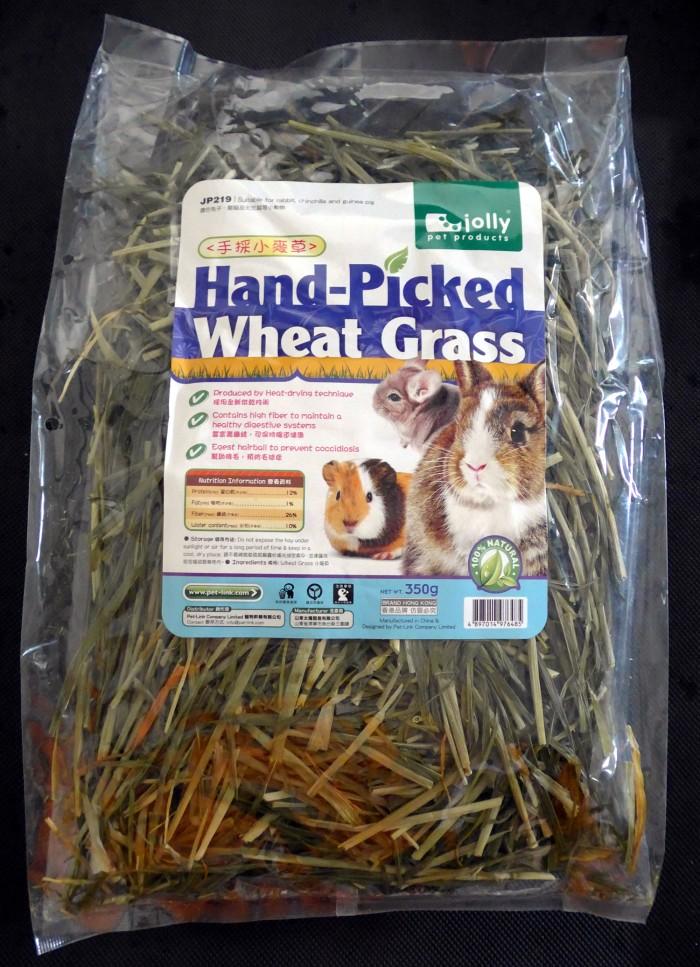 harga Makanan / jolly hand picked wheat grass  350g   jp219 Tokopedia.com