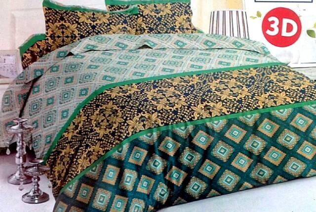harga Sprei motif batik 180x200 Tokopedia.com