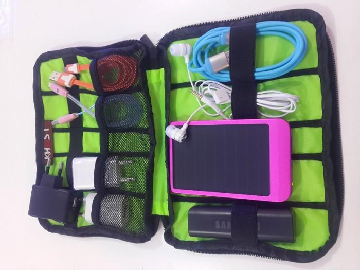 Jual Gadget Organizer Wallet Bag Tas Tempat Handphone