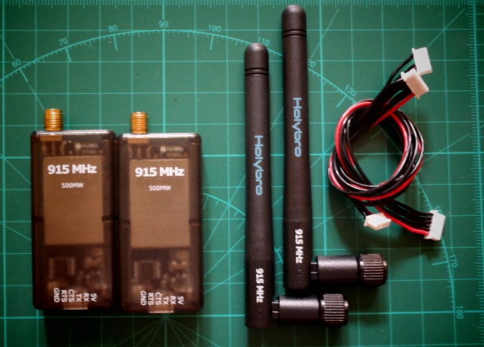 harga Radio telemetry kit 915mhz [holybro] Tokopedia.com