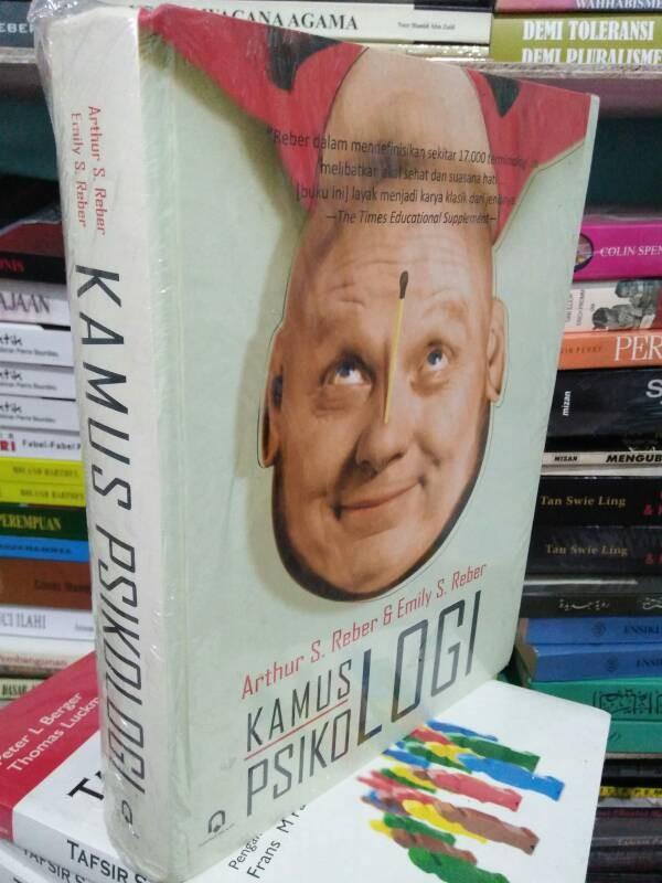harga Kamus psikologi - arthur s. reber & emily s. reber Tokopedia.com