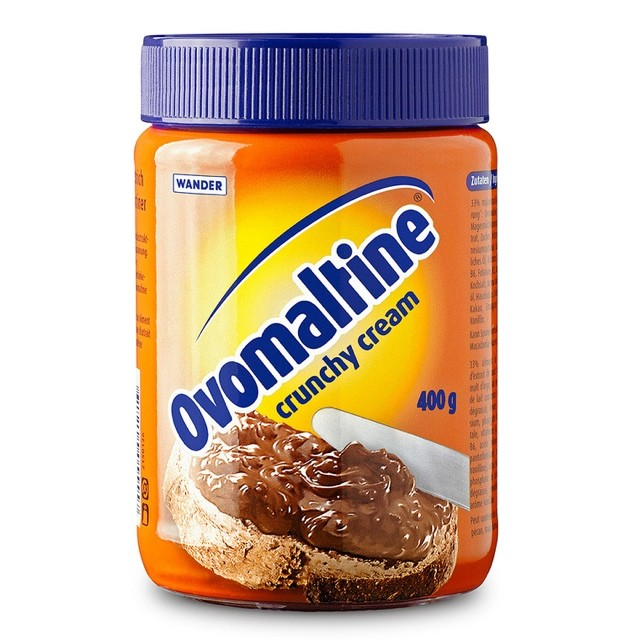 harga Ovomaltine crunchy cream 400gr Tokopedia.com