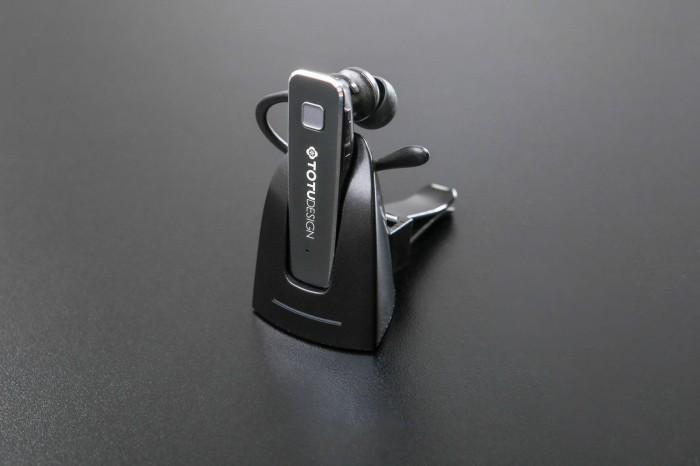 harga Bluetooth with car mount charging dock (totu design) enjoy series new Tokopedia.com