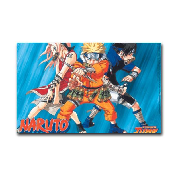 Foto Produk Poster Naruto 8 Size:29x40 cm Art paper tebal dari trendiz