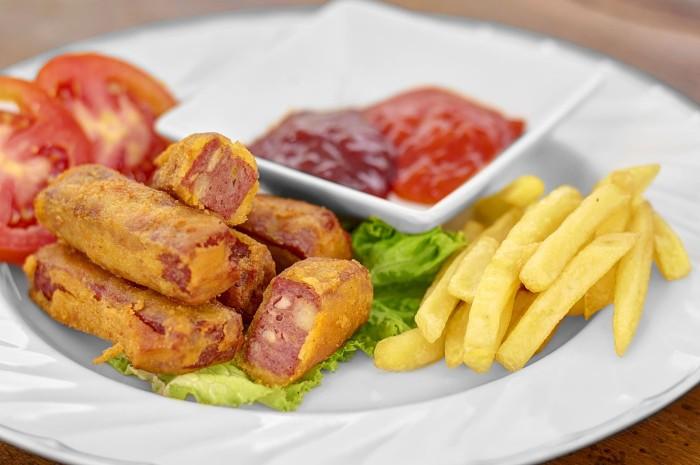 Jual Ayam Jari Jari Nugget Frozen Food Makanan Beku Siap Saji