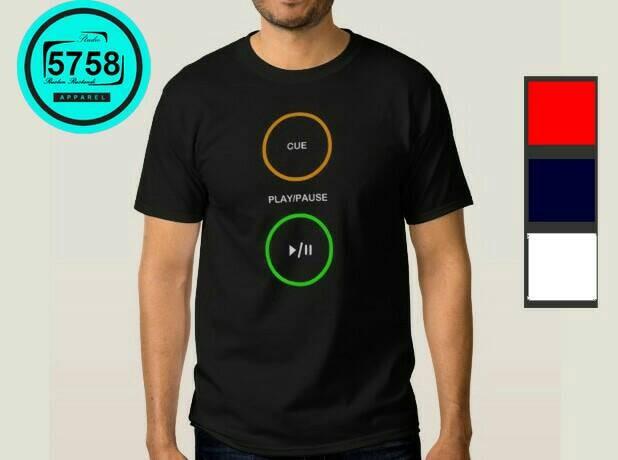 harga T-shirt pioner cdj style dj Tokopedia.com