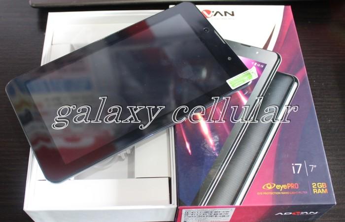 Jual Tablet Advan Vandroid I7 I7 Plus 4G