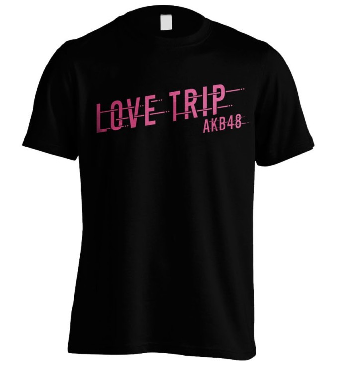 harga Kaos akb48 love trip Tokopedia.com