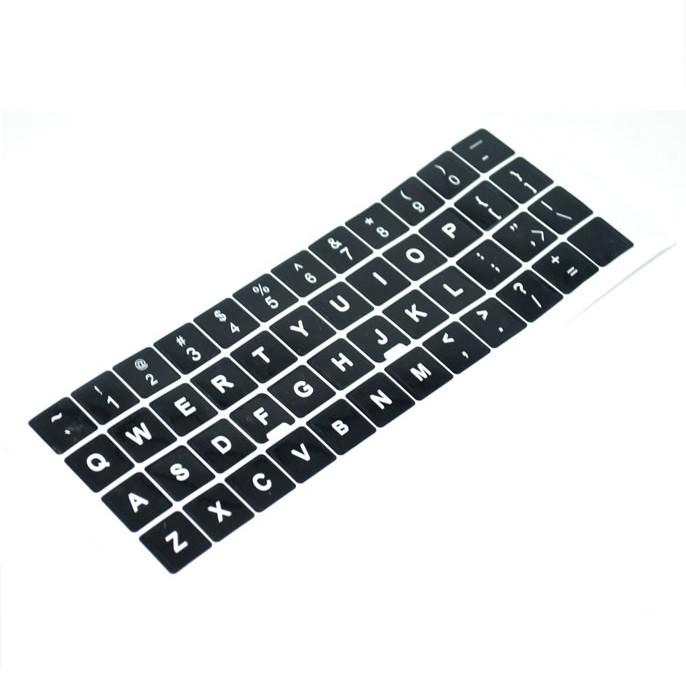 harga Sticker keyboard english qwerty angka komputer laptop pc tempel huruf Tokopedia.com