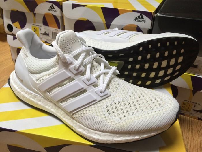 newest a162f 0f5c1 order adidas ultra boost triple white 1.0 69d6c f927c