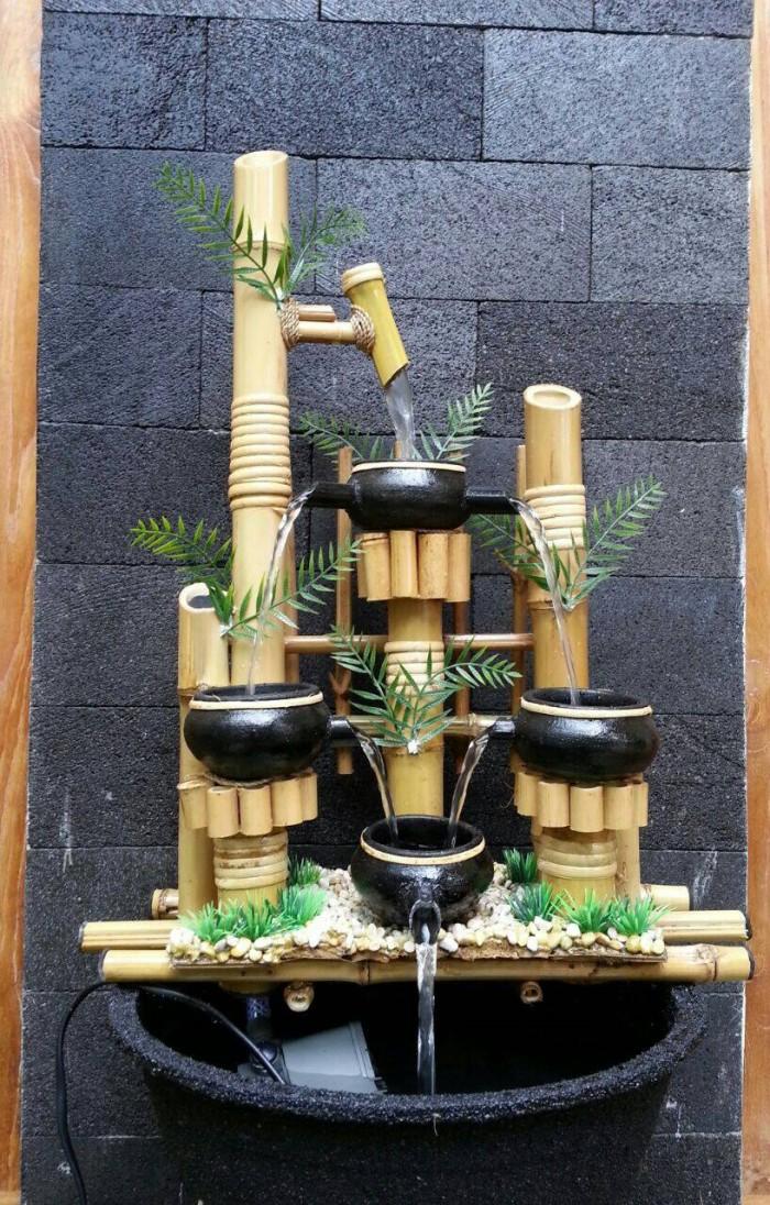 Jual Handicraft kerajinan bambu @ pancuran kendi 4 - Kota ...