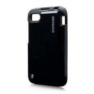 CAPDASE Polishe Case Polimor Jacket Blackberry Q5 Hitam
