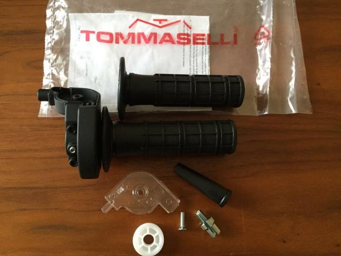 harga Gas spontan tommaselli ( all vespa classic ) Tokopedia.com