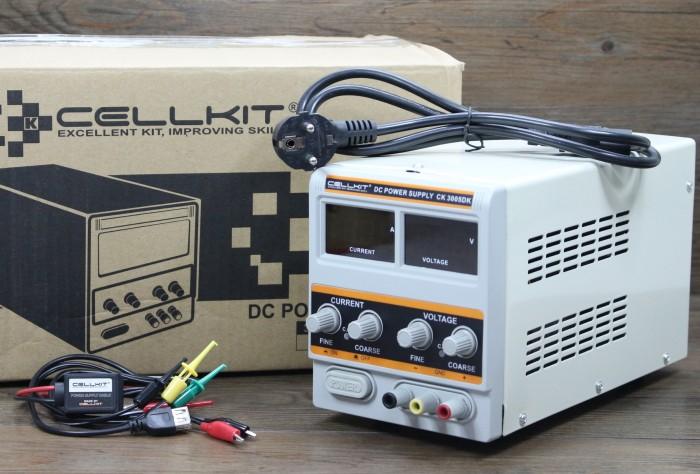 harga Power supply cellkit 3005dk (trafo)+kabel (ck 3005dk) Tokopedia.com