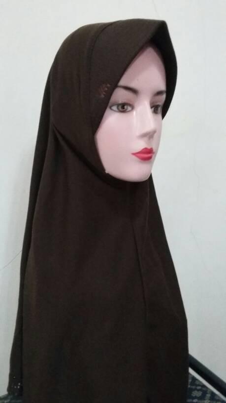 Jual Jilbab Sekolah Bergo Sekolah Seragam Are Olshop Tokopedia