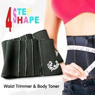 Info 4 Step Slimming Belt Travelbon.com