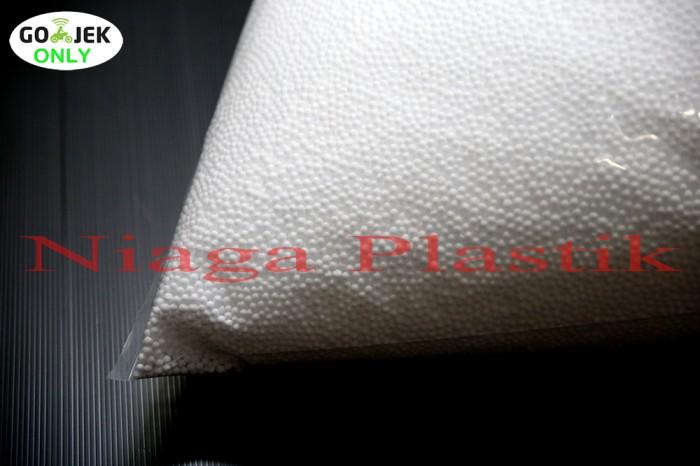 Jual Butiran Styrofoam Butir Gabus Niaga Plastik