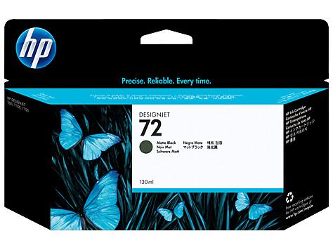 T620 T770 HP Genuine 72 PhotoBlack Single Unit Ink Cartridge Designjet T610