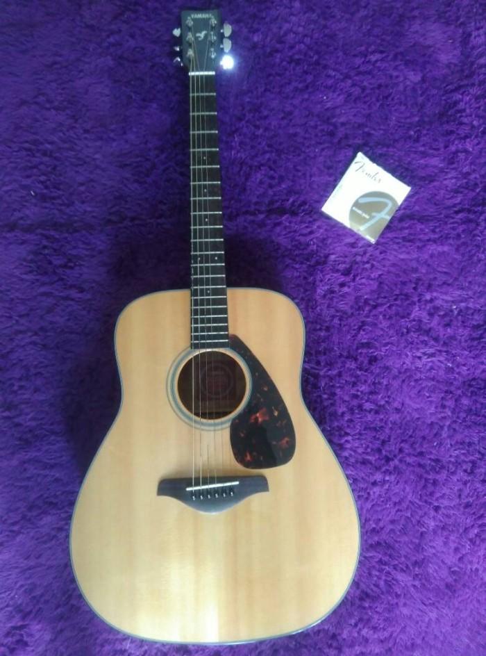 yamaha fg700s. Gitar Akustik Yamaha FG700S Fg700s