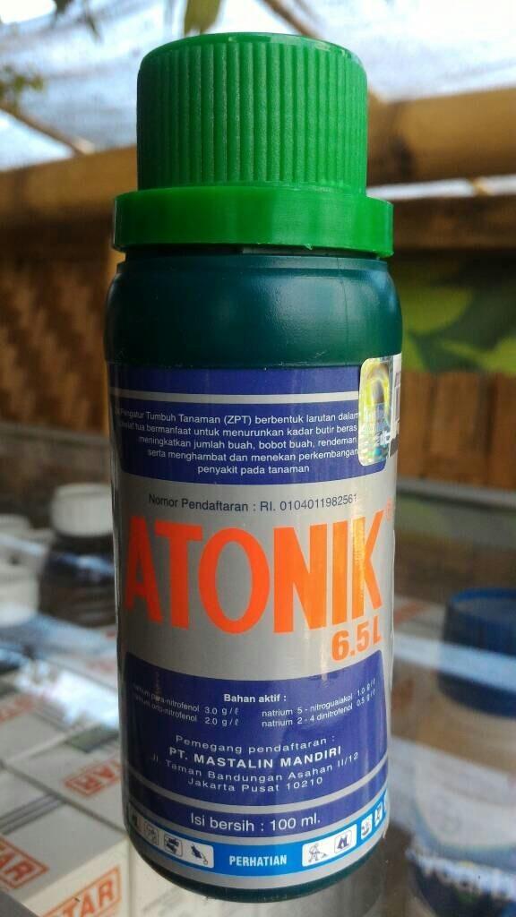 Foto Produk Atonik 100ml dari NUSAGROW NURSERIES