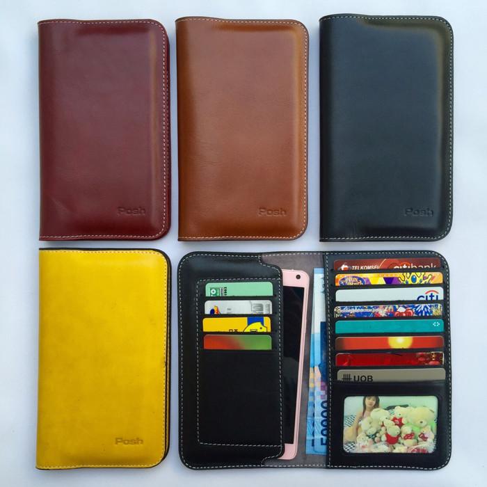 harga Samsung galaxy note7 leather case. samsung galaxy note7 flipcover case Tokopedia.com