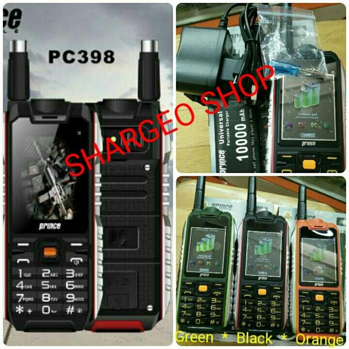 harga New!!!! prince pc 398 triple gsm baterai 10.000mah ( bisa powerbank ) Tokopedia.com