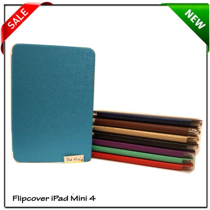 harga Flipcover softcase ipad mini 4 premium leather case Tokopedia.com