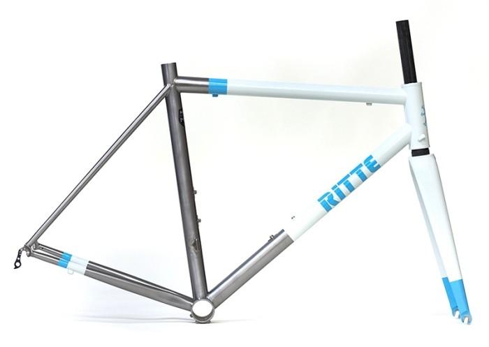 harga Ritte snob  stainless steel frameset size xs Tokopedia.com