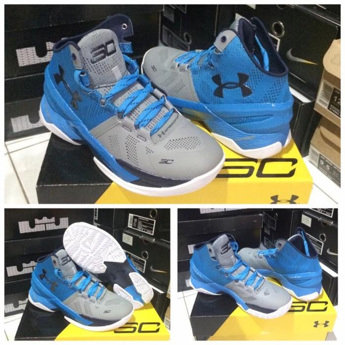 ... harga Sepatu basket under armour curry 2 electric   lebron  kyrie  nike    ua 947279ac9e