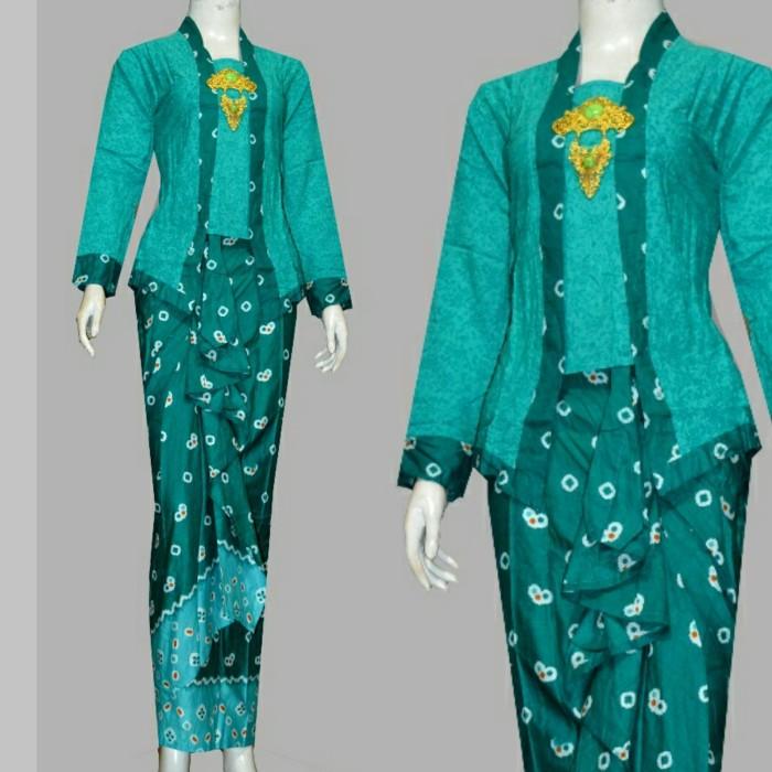 44+ Model Baju Batik Rok Blus Terbaru Gratis Terbaik