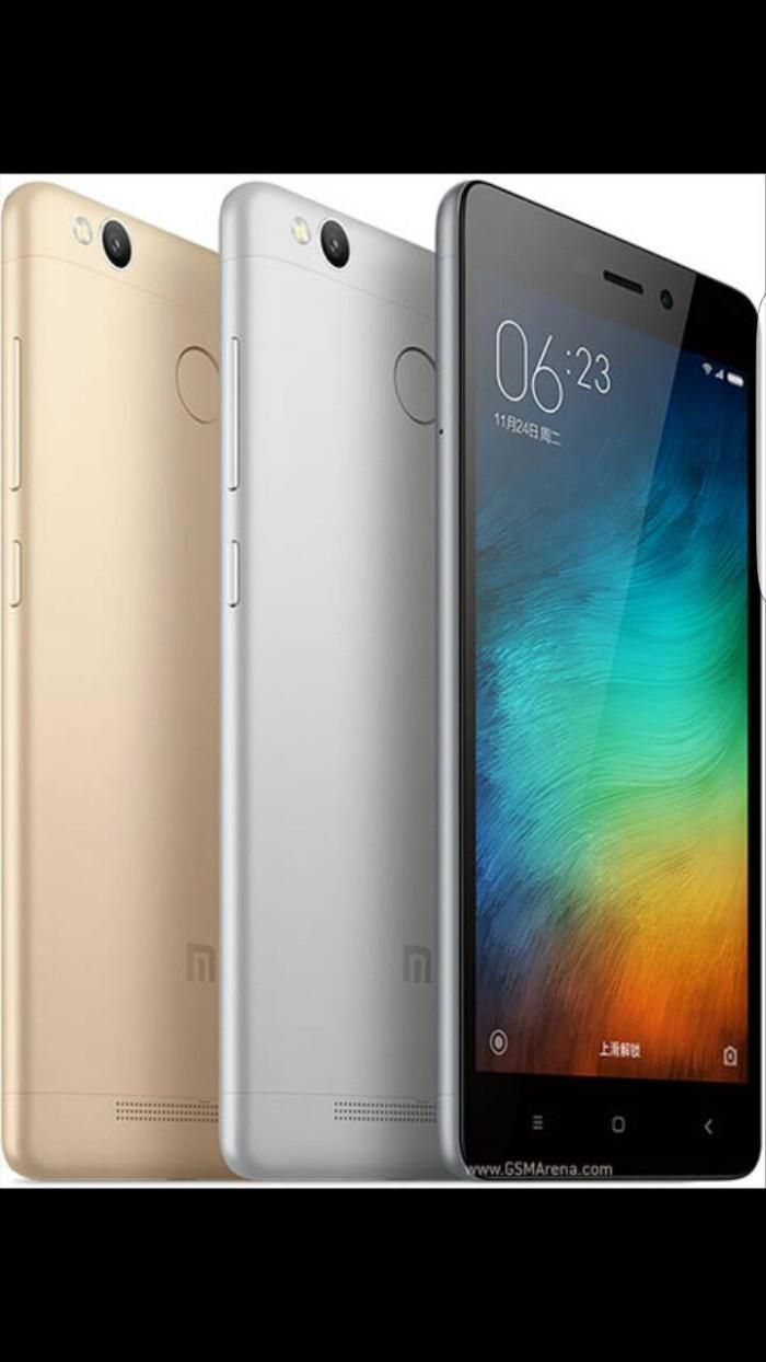 Jual Xiaomi Redmi 3 Pro Ram 3gb Internal 32gb Garansi Distributor 1 3s Tahun
