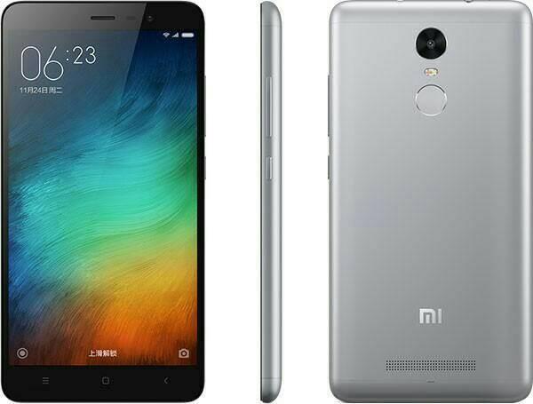 harga Xiaomi redmi note 3 pro 2/16 grey silver Tokopedia.com