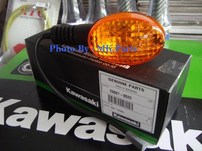 harga Sen-sein belakang kanan klx 150 ori.kawasaki motor Tokopedia.com