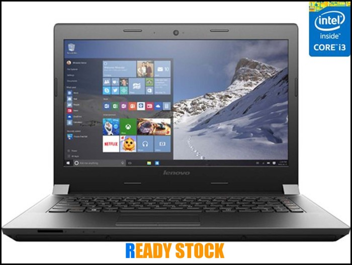 Jual New Laptop Lenovo B40 80 80f600 Bxid Ci3 5005u 2 0ghz 4gb Jekardah Ninetynine Tech Tokopedia