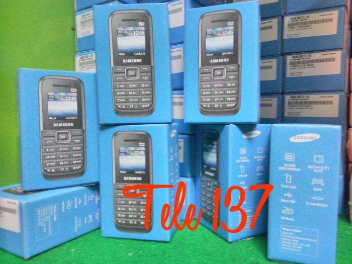 Jual Samsung B109e Keystone 3 Garansi Resmi Tele137 Tokopedia