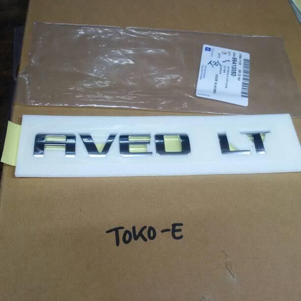 harga Emblem chevrolet aveo lt Tokopedia.com