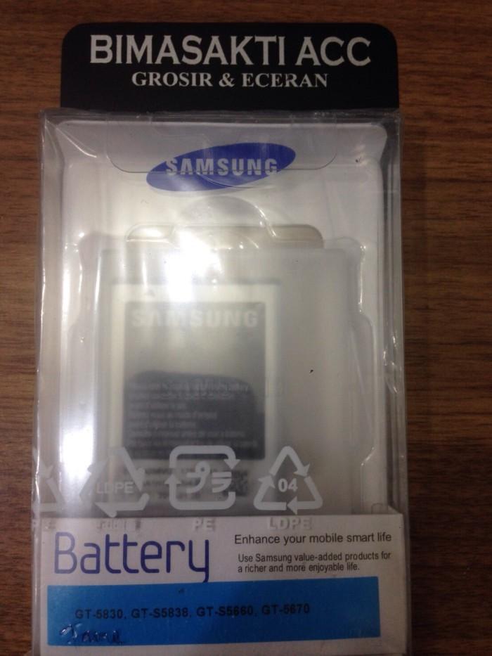 Battery baterai original 100% samsung galaxy ace (gt-5830) (gt-s6310)