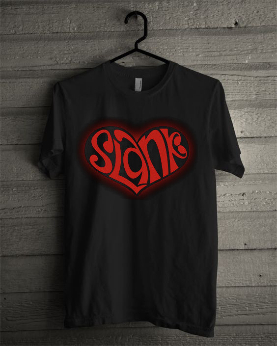 harga Kaos slank - love tshirt gildan softstyle Tokopedia.com