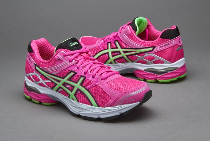 Original  Sepatu Running Volley ASICS GEL-PULSE 7 Pink Pistachio Onyx d66a7af520