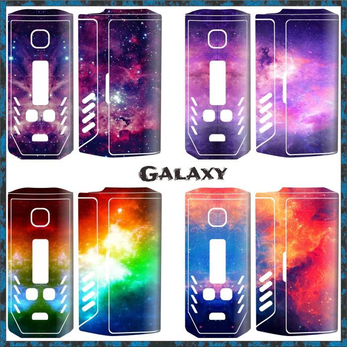 harga Garskin vapor triade dna 200w galaxy Tokopedia.com