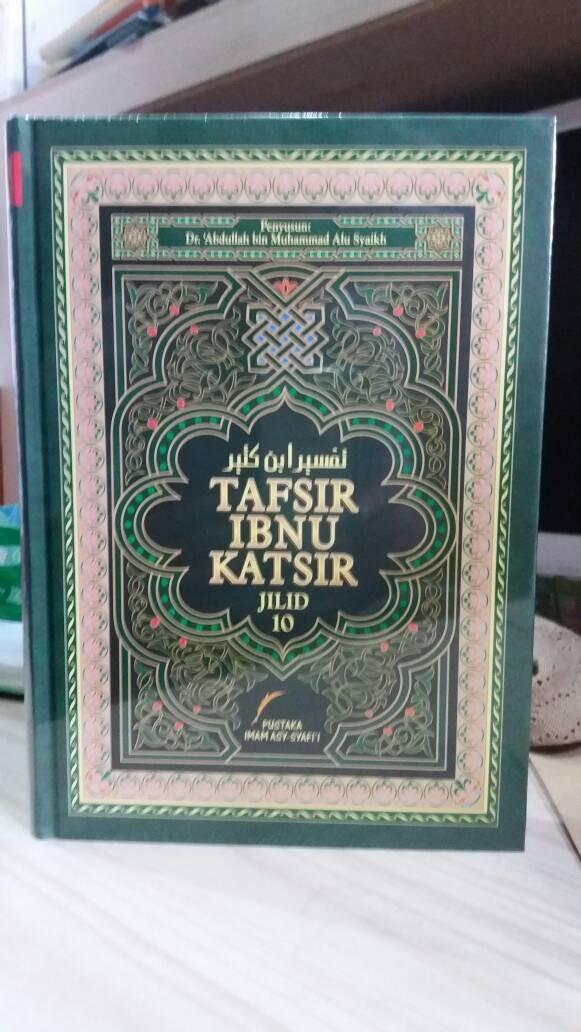 harga Tafsir ibnu katsir jilid 10 Tokopedia.com
